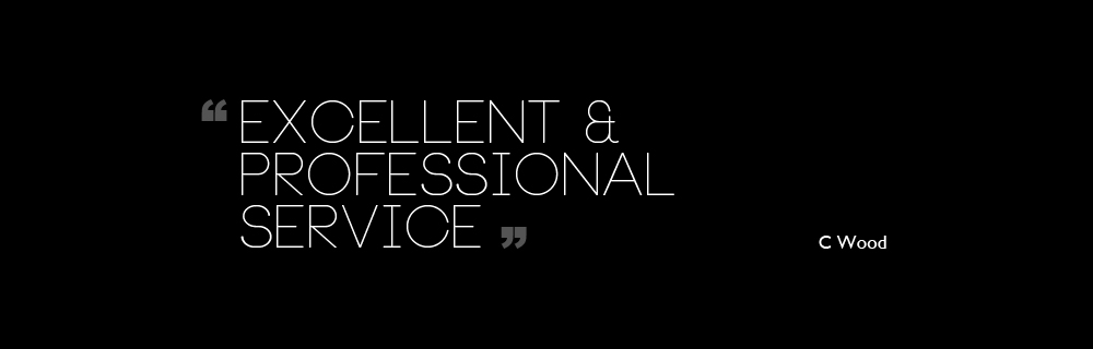 Excellent and Professional Service