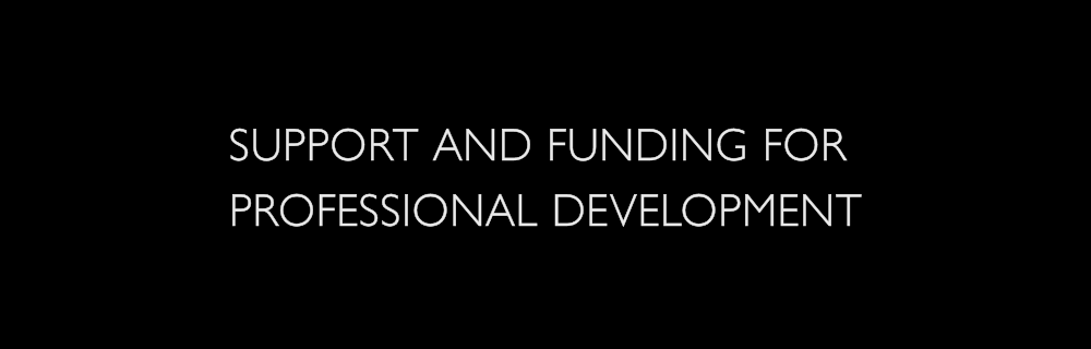Development Oppourtunities With Industry-Recognised Qualifications